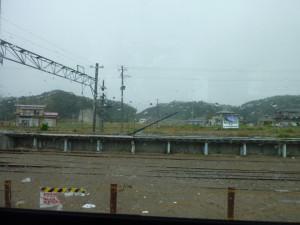 仙石線野蒜駅