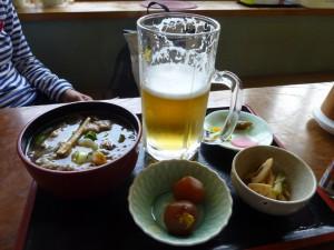 芋煮生ビールセット