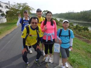 坂本ラン30km